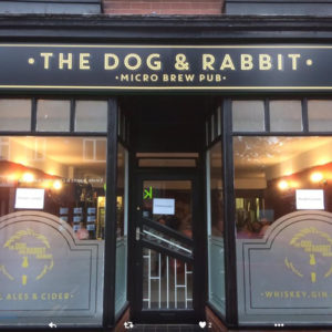 Old School Charm at the Dog & Rabbit in Whitley Bay
